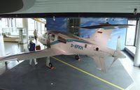 D-EFKH - Grob GF 200 at the Deutsches Museum, München (Munich)