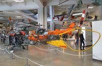 AS 058 - Agusta-Bell 47G-2 at the Deutsches Museum, München (Munich) - by Ingo Warnecke