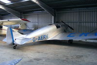 G-AERV photo, click to enlarge