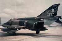 64-0997 @ KBSM - Bergstrom AFB, TX  Feb 1976 - by Ronald Barker