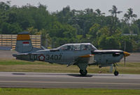 LD-3407 @ WADD - Indonesian AirForce - by Lutomo Edy Permono