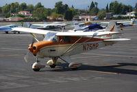 N75MP @ EMT - PA-22-108 Colt @ El Monte Airport - by Rich Spellman
