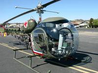 N8503F @ SZP - 1965 Bell 47G-4, Lycoming VO-540 305 Hp - by Doug Robertson
