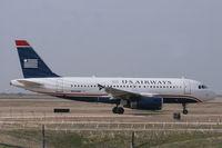 N834AW @ DFW - US Airways at DFW Airport - by Zane Adams