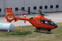 D-HZSC @ EDDL - German Rescue Helicopter - by Loetsch Andreas