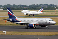 VP-BWJ @ EDDL - Aeroflot to Moscow - by Loetsch Andreas