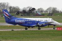 G-MAJA @ EGNX - Eastern's 1994 British Aerospace Jetstream 41, c/n: 41032 at East Midlands