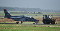 AT21 @ EBBE - at EBBE beauvechain 03 09 2012, being towed towards the eastern aprt of base - by Fred C. Heller
