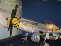44-74939 - P-51 at Air and Space in D.C. - by Mark Silvestri