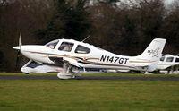 N147GT @ EGLD - Based at Denham - by Clive Glaister