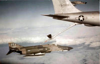 67-0337 @ KMCF - Air refueling MacDill Nov 1973 - by Ronald Barker