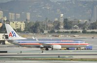 N967AN @ KLAX - Taxiing to gate - by Todd Royer