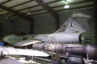 63-12699 @ KHIO - Lockheed F-104G Starfighter at the Classic Aircraft Aviation Museum, Hillsboro OR - by Ingo Warnecke