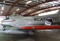 C-GBUI @ KHIO - Canadair Sabre Mk.6 (North American F-86E) at the Classic Aircraft Aviation Museum, Hillsboro OR - by Ingo Warnecke