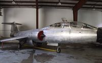 N104TF @ KHIO - Lockheed TF-104G Starfighter at the Classic Aircraft Aviation Museum, Hillsboro OR - by Ingo Warnecke