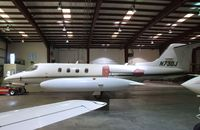 N73DJ @ KHIO - Gates Learjet 25D at Portland-Hillsboro Airport, Hillsboro OR