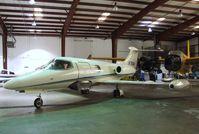 N711CW @ KHIO - Lear Jet Learjet 24 at Portland-Hillsboro Airport, Hillsboro OR - by Ingo Warnecke