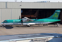EI-REO @ LFBO - On overhaul at Latecoère Aeroservice facility... - by Shunn311