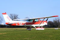 G-BRTD @ EGHP - at Popham Airfield, Hampshire - by Chris Hall