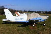 G-BJAV photo, click to enlarge