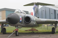 XH903 @ EGBJ - With Jet Age Museum at Glocestershire Airport