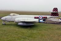 WH364 @ EGBJ - With Jet Age Museum at Glocestershire Airport