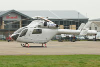 LX-HPG @ EGBJ - Luxembourg Air Rescue MD900 at Gloucestershire Airport