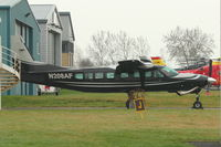 N208AF @ EGBJ - At Gloucestershire Airport - by Terry Fletcher