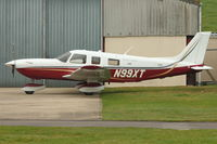 N99XT @ EGBJ - Piper PA32-301XTC at Gloucestershire Airport