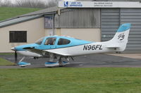 N96FL @ EGBJ - At Gloucestershire Airport