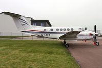 G-LIVY @ EGBJ - At Gloucestershire Airport