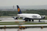 D-AIMA @ LOWW - first visit of an A380 on VIE Airport - by Loetsch Andreas