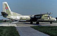 2506 @ LZPP - flightline at Piestany - by Friedrich Becker