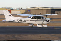 C-FEGU @ CYXD - This Cessna is used at the Edmonton Flying Club for training and is IFR certified - by unsure