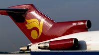 9M-TGM @ SZB - Transmile Air Services - by tukun59@AbahAtok