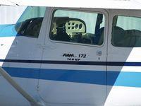 N13450 @ GWW - Cockpit view of N13450 - Goldsboro-Wayne - by George Zimmerman