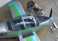 D-EFWC - MBB 223M-4 Flamingo PFM (with Porsche engine) at the Deutsches Museum Flugwerft Schleißheim, Oberschleißheim - by Ingo Warnecke