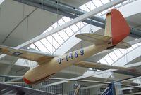 D-1469 - DFS (M. Dorfner, F. Unfried) Olympia-Meise at the Deutsches Museum Flugwerft Schleißheim, Oberschleißheim - by Ingo Warnecke