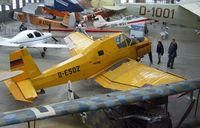 D-ESOZ - Let Z-37 Cmelak at the Deutsches Museum Flugwerft Schleißheim, Oberschleißheim - by Ingo Warnecke