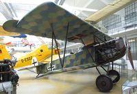 4404/18 - Fokker D VII at the Deutsches Museum Flugwerft Schleißheim, Oberschleißheim - by Ingo Warnecke