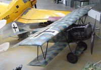 4404/18 - Fokker D VII at the Deutsches Museum Flugwerft Schleißheim, Oberschleißheim - by Ingo Warnecke