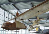 BWLV - Schulgleiter SG 38 at the Deutsches Museum Flugwerft Schleißheim, Oberschleißheim - by Ingo Warnecke