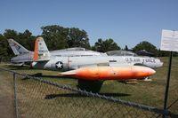 57-0688 @ 55AR - 1957 Lockheed T-33A, c/n: 580-1417 - by Timothy Aanerud