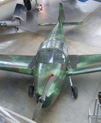 D-ECYV @ EDNX - Bücker Bü 181B-1 Bestmann at the Deutsches Museum Flugwerft Schleißheim, Oberschleißheim - by Ingo Warnecke