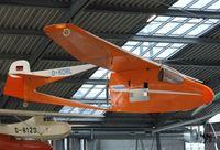 D-KORL - Raab (P. Gerold) Krähe IV at the Deutsches Museum Flugwerft Schleißheim, Oberschleißheim - by Ingo Warnecke