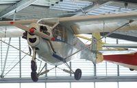 D-EHOG - Pützer Motorraab at the Deutsches Museum Flugwerft Schleißheim, Oberschleißheim - by Ingo Warnecke