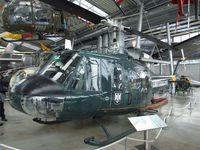 D-HATU - Bell (Dornier) UH-1D Iroquois at the Deutsches Museum Flugwerft Schleißheim, Oberschleißheim - by Ingo Warnecke