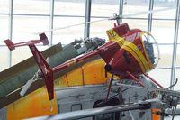 D-HUBU - RHCI Revolution (M. Diekow) Mini 500 at the Deutsches Museum Flugwerft Schleißheim, Oberschleißheim - by Ingo Warnecke