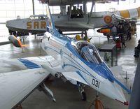 164585 - Rockwell-MBB X-31A Vector at the Deutsches Museum Flugwerft Schleißheim, Oberschleißheim - by Ingo Warnecke