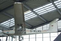 D-KLAG - Valentin Taifun 17E at the Deutsches Museum Flugwerft Schleißheim, Oberschleißheim - by Ingo Warnecke